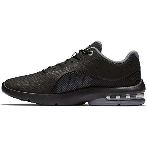 Running 002 WMNS Femme Black 2 Compétition Grey Max Chaussures Cool NIKE de Noir Air Advantage w6P1z0x0n