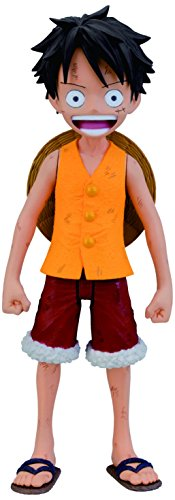 Banpresto One Piece Luffy Cry Heart Series Figure, Volume (Heart 2 Figure Collection)