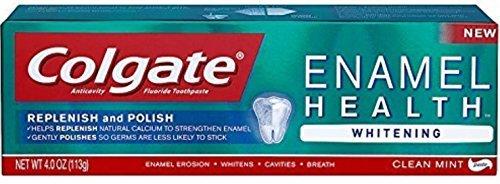 Colgate Enamal Tp Whiteni Size 4z Colgate Enamal Health Toot