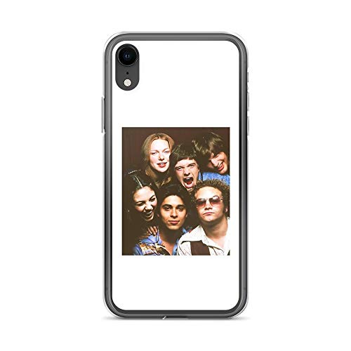 rebecc That '70s Show Cast Case Cover Compatible for iPhone (XR)