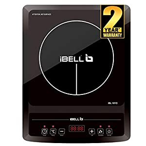 iBELL Hold The World. Digitally! 2000 W with Auto Shut Off and Overheat Protection, BIS Certified Induction Cooktop…