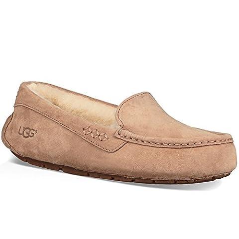 UGG Women's Ansley Fawn Light Brown 9 Medium - Fawn Footwear