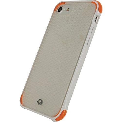 Mobilize Telefon Stoßfestes Gehäuse Apple iPhone 7 Weis