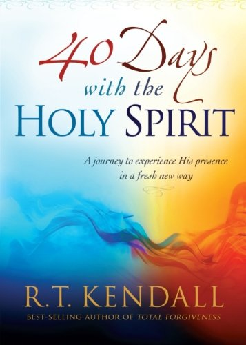 Price comparison product image 40 Days With the Holy Spirit: A Journey to Experience His Presence in a Fresh New Way