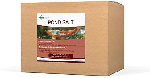 Aquascape 99416 Pond Salt Treatment for Pond and Garden Water Features, 2-Pound Bulk