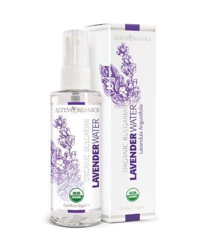 USDA ORGANIC Pure Bulgarian Lavender Water