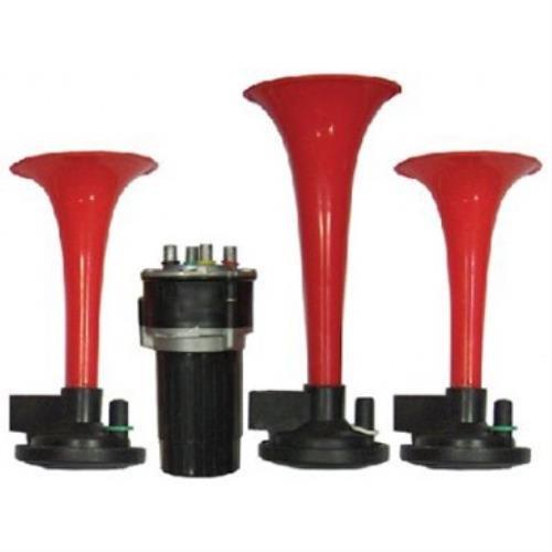 Streetwize SWAH3 Triple Air / Trumpet Horn 12 V