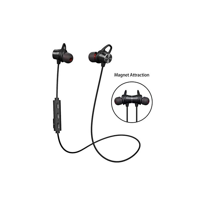 Bluetooth Headphones, GRDE V4.1 Bluetoot