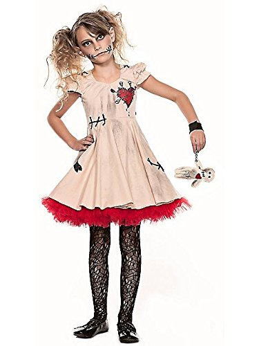 Voodoo Doll Child Costume - Medium -