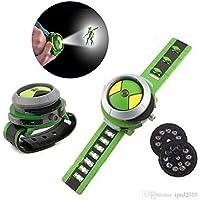 BEAU STUTI Ben 10 Omnitrix Projector Watch Includes 2 Disks