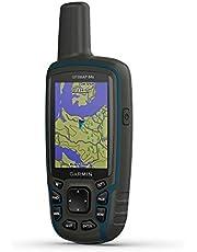 Garmin GPSMAP 64x – robuust, waterdicht GPS-outdoor-navigatie met 2,6 inch kleurendisplay