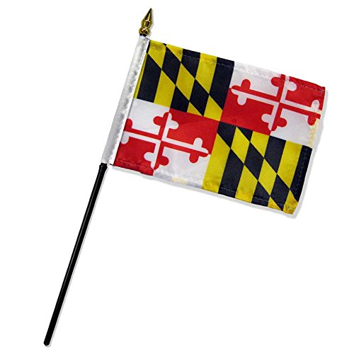 Quality Standard Flags Dozen Maryland