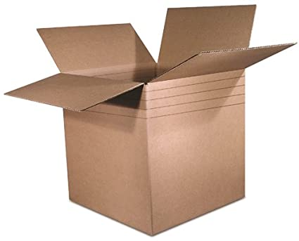 762aa8172ba Image Unavailable. Image not available for. Color  The Packaging  Wholesalers 24 x 16 x 12 Multi-Depth ...