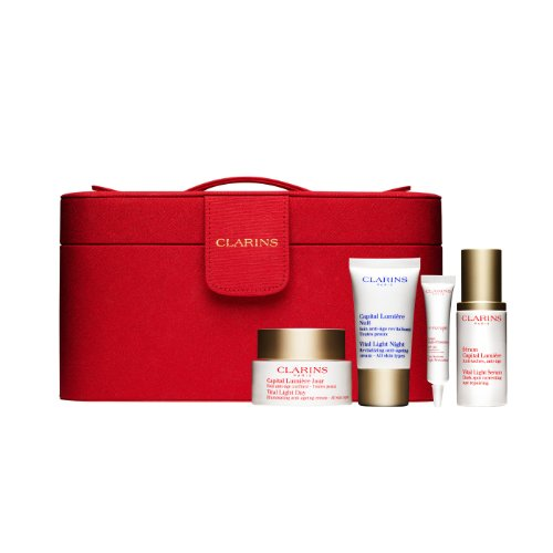 Clarins Vital Light Luxury Collection Non-stop luxury by Clarins