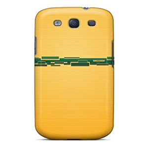 Fashion Tpu Case For Galaxy S3- A Little Bright Defender Case Cover