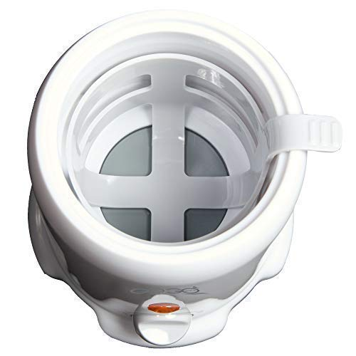 Baby Bottle and Food Warmer 3 MINS Heating Safe 500W Free, Hot Only at Amazon!