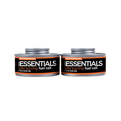 Emergency Essentials Emergency Fuel Cells (4-Pack) by Emergency Essentials