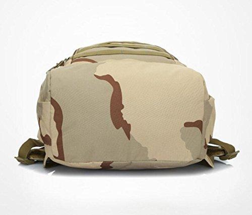 Camouflage Sporttasche Im Freienbergsteigen Rucksack Umhängetasche