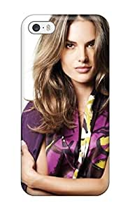 High Impact Dirt/shock Proof Case Cover For Ipod Touch 4 (brown And White Contemporary Kitchen)