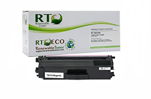Renewable Toner Brother TN-310M TN-310 Magenta Laser Compatible Toner Cartridge for HL-4150 4570 MFC-9460 9560 9970