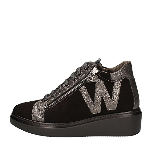 Melluso Melluso Donna R25408 Nero Sneakers R25408 rnqvrpWw5Y