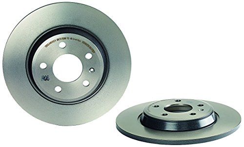 Brembo 08.A759.11 UV Coated Rear Disc Brake Rotor