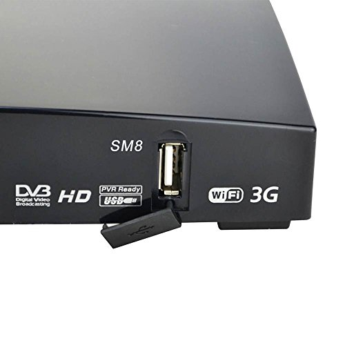 Genuine SMBOX Satellite Receiver Full HD 1080P Smart TV Box