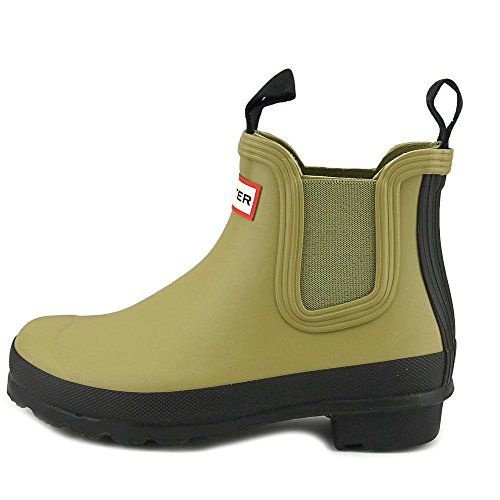 Hunter Original Chelsea Two Tone Para Mujer Wellies Light Olive