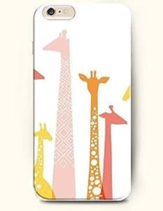 iPhone 6 Plus Case 5.5 Inches Many Giraffes wangjiang maoyi