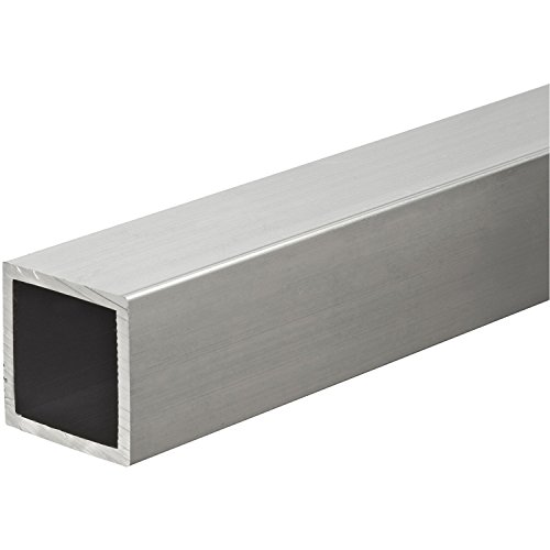3'' x 3'' x 1/4'' x 48'' Aluminum Square Tube by Joseph Fazzio Inc