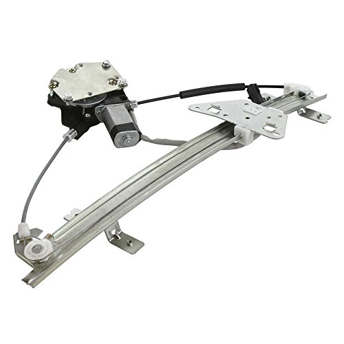 MILLION PARTS Passenger Rear Power Window Lift Regulator with Motor Assembly Replacement for 2000-2004 Dodge Dakota & 1998 1999 2000 2001 2002 2003 Dodge Durango