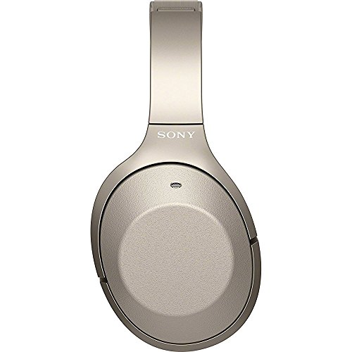 Amazon.com: Premium Noise Cancelling Wireless Headphones, Gold + $50 Hulu Gift Card: Home Audio & Theater