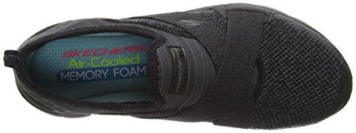 Bbk New 0 Image Sneakers Appeal Flex Schwarz Skechers Damen 2 qHzBR