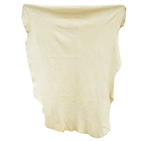 Natural Chamois Leather Car Cleaning Cloth Washing Absorbent Drying Towel BIN