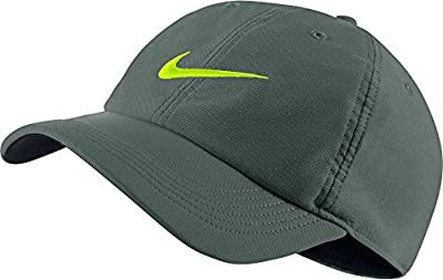 NIKE Men's Twill H86 Adjustable Hat (Vintage Green/Black,OneSize) by Nike