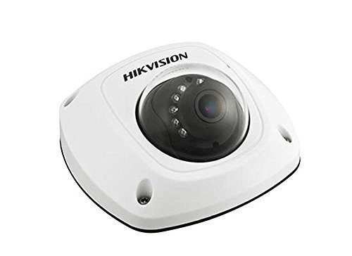 Hikvision DS-2CD2542FWD-IS 4mm Lens 4MP WDR Mini Dome Network Camera POE Day/Night HD 1080P Security Surveillance IP Camera with Audio SD Card Slot Original English Version [並行輸入品] B01NAP4RUZ