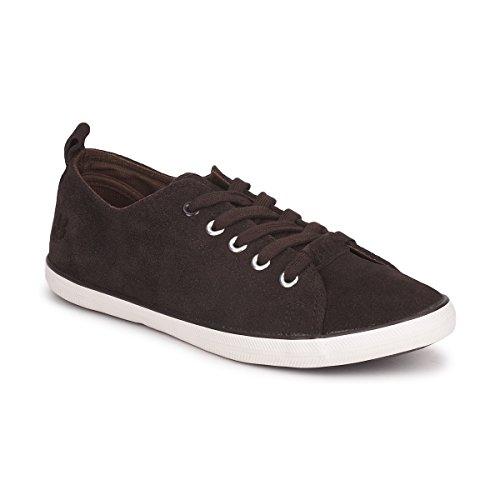 Basse Cherill Marrone Moon Banana Donne Sneakers z4Xq5Awn