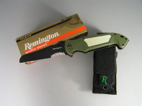 Remington Knives Premier Rescue Series Escape 19849