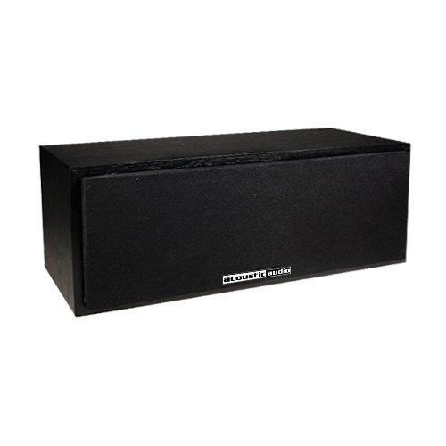8 ohm center channel speaker - 9