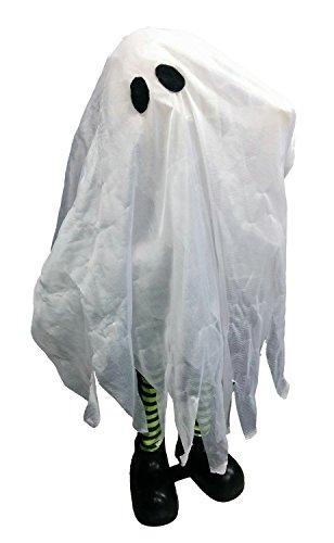 Animated Standing Halloween Ghost