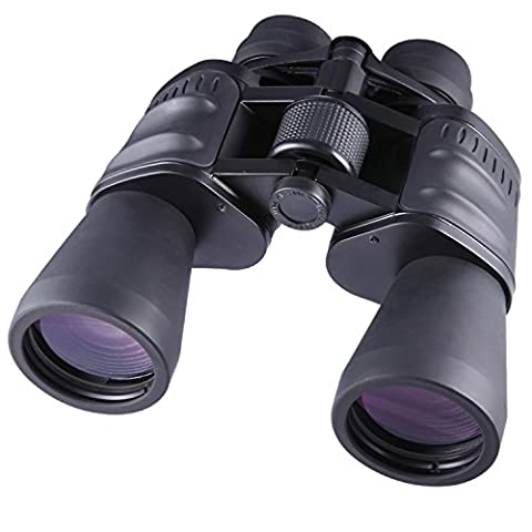 10-30x50 Zoom Binoculars for Bird Watching HD Powered Professional hunting telescope, Outdoor Sports Games and (The Hundreds G Shock)