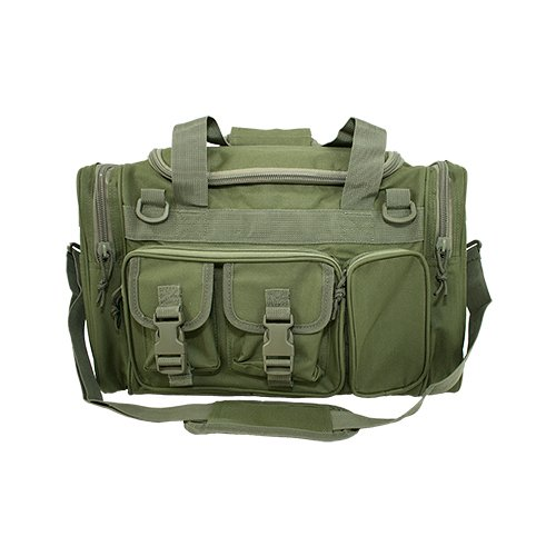 Osage River Tactical Duffel Bag. Osage River Duffel Bag for Traveling, Camping, in the field and at the Gym. (OD Green Tactical Duffel Bag, 18 in. L x 12 in. W x 11 in. H)