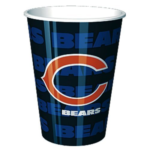 Chicago Bears Plastic Cup