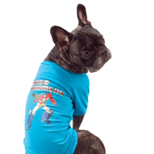 TRANSFORMERS Licensed Tee Shirt for Dogs Pet Apparel Size X-SMALL ()