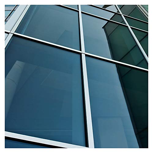 BDF NA50 Window Film Sun Control and Heat Rejection N50, Black (Light) - 36in X 12ft ()