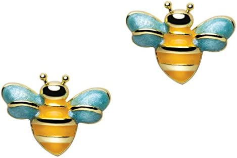 Girl Nation Little Treasures Collection Enamel Bizzy Bee Group