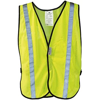 3M Reflective Clothing, Day and Night Safety Vest