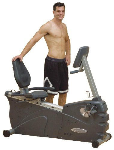 Endurance B2.5R Electronic Recumbent Exercise Bike Endurance