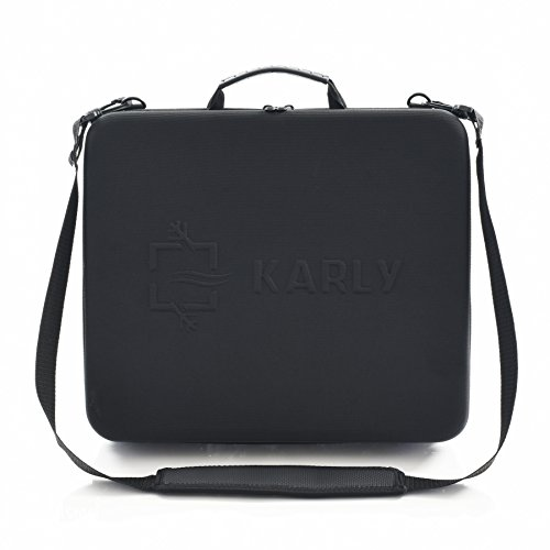Price comparison product image Karly Innovative slim office lunch box for men or women briefcase portable travel small beverage cooler lunch box cooler bag