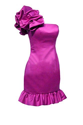 Missdressy - Vestido - Estuche - para mujer fucsia